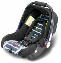 Автолюлька Kiddy Protect 41-160-BS-010